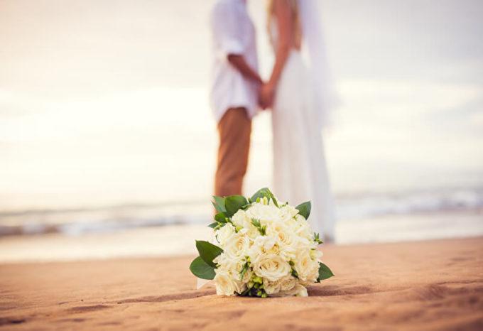 Hochzeit am Strand | © panthermedia.net /EpicStockMedia