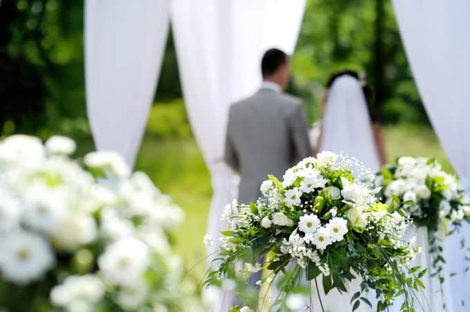 Hochzeit in Dänemark | © panthermedia.net /maximkabb