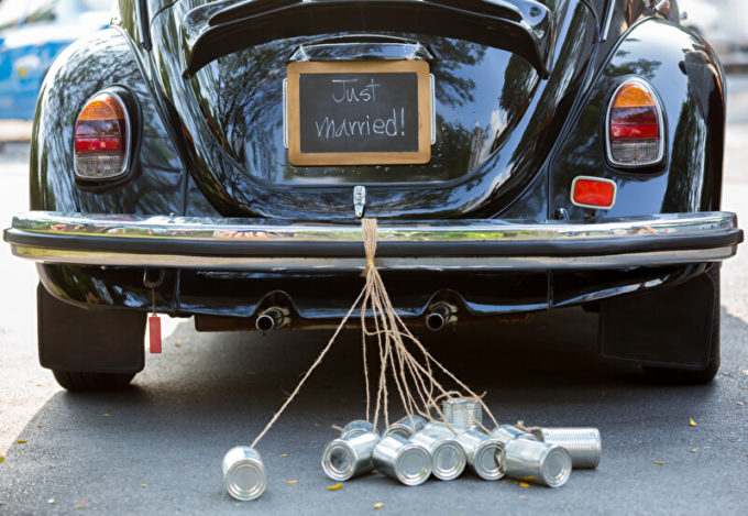 Hochzeitsfahrt | © panthermedia.net /phaendin
