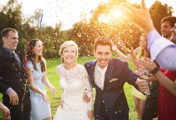 Hochzeitsfeier | © panthermedia.net /halfpoint