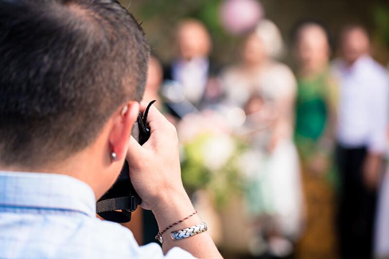 Hochzeitsfotograf | © PantherMedia / Kzenon (YAYMicro)