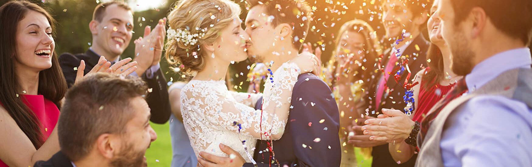 Hochzeitspaar | © panthermedia.net /halfpoint