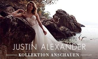 Justin Alexander Brautkleider