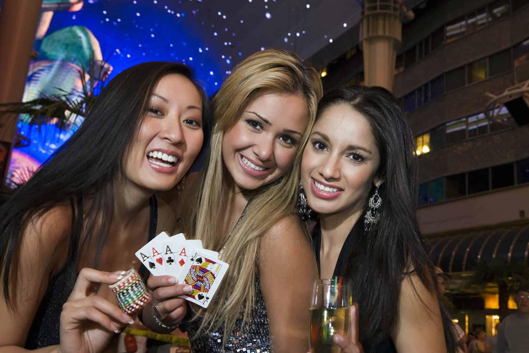 Junggesellenabschied im Casino | © PantherMedia / Craig Robinson