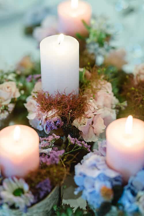 Kerzen | Sandra Seibt Fotografie