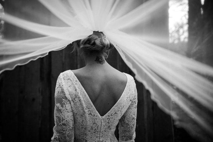 Kleid von hinten | bildsprache Sina Frantzen