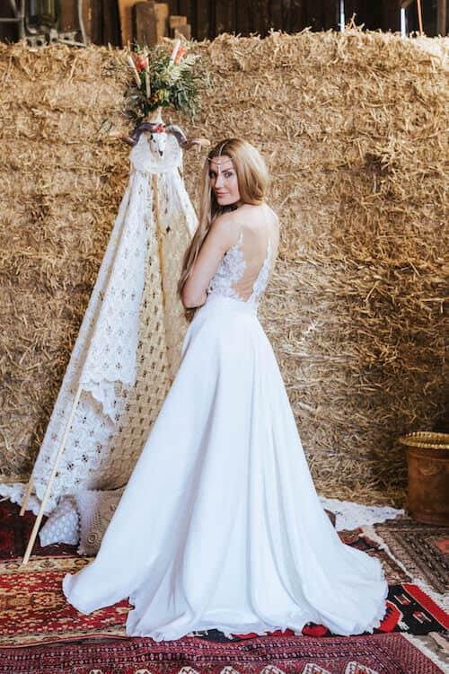 Kleid von hinten | Deniz Pekdemir (Fotografin)