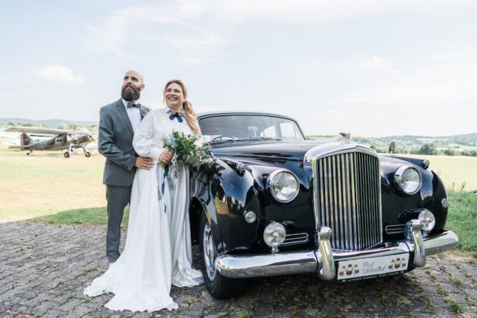 Mit dem Blick nach oben | Hochzeitsfotograf Marcel Helfert