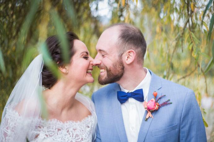 Moment kurz vor einem Kuss | Mannikus Made – Annika Meissner