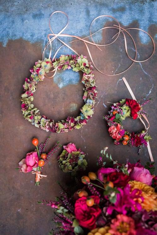 Nahaufnahme Herbstdeko | Mannikus Made – Annika Meissner