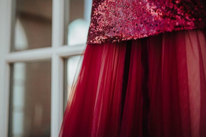 Nahaufnahme Kleid |Jessica Braun Photography