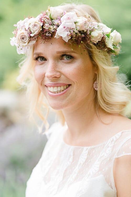 Portrait der Braut | Sandra Seibt Fotografie