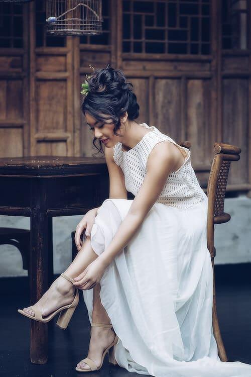 Schuhe anziehen | Jennifer Spurk Fotografie