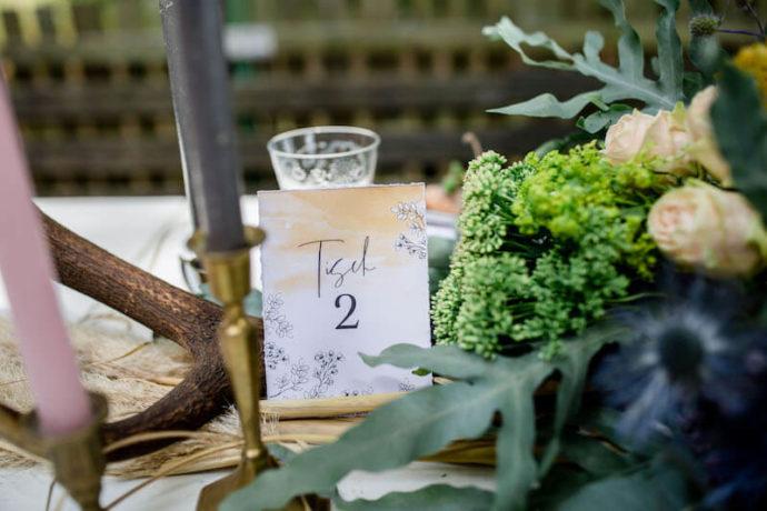 Tischbeschriftung | Franziska Finger Hochzeitsfotografie