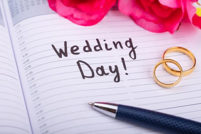 Wedding Day |© panthermedia.net /Andriy Popov